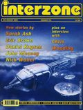 Interzone Science Fiction and Fantasy (1984 Allenwood Press) Magazine 190