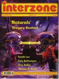 Interzone Science Fiction and Fantasy (1984 Allenwood Press) Magazine 191