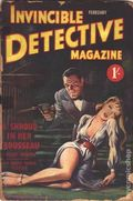 Invincible Detective Magazine (1949-1954 Invincible Press) Pulp 3