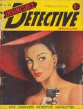Invincible Detective Magazine (1949-1954 Invincible Press) Pulp 15
