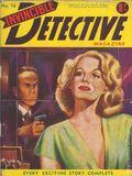 Invincible Detective Magazine (1949-1954 Invincible Press) Pulp 16