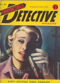 Invincible Detective Magazine (1949-1954 Invincible Press) Pulp 25