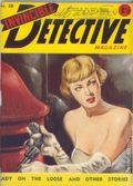 Invincible Detective Magazine (1949-1954 Invincible Press) Pulp 28