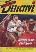 Invincible Detective Magazine (1949-1954 Invincible Press) Pulp 34