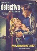 Invincible Detective Magazine (1949-1954 Invincible Press) Pulp 53