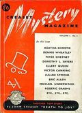 Creasey Mystery Magazine (1956-1965 Darlow Publishing) Pulp Vol. 1 #2