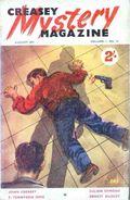 Creasey Mystery Magazine (1956-1965 Darlow Publishing) Pulp Vol. 1 #12