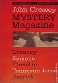 Creasey Mystery Magazine (1956-1965 Darlow Publishing) Pulp Vol. 1 #14