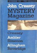 Creasey Mystery Magazine (1956-1965 Darlow Publishing) Pulp Vol. 1 #15