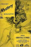 Creasey Mystery Magazine (1956-1965 Darlow Publishing) Pulp Vol. 3 #3
