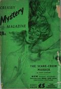 Creasey Mystery Magazine (1956-1965 Darlow Publishing) Pulp Vol. 3 #7