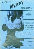 Creasey Mystery Magazine (1956-1965 Darlow Publishing) Pulp Vol. 3 #9