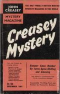 Creasey Mystery Magazine (1956-1965 Darlow Publishing) Pulp Vol. 5 #3