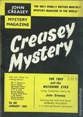 Creasey Mystery Magazine (1956-1965 Darlow Publishing) Pulp Vol. 5 #4