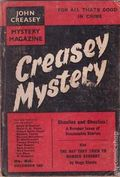 Creasey Mystery Magazine (1956-1965 Darlow Publishing) Pulp Vol. 6 #3