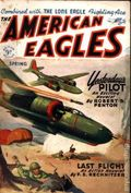 Lone Eagle (1941-1954 Atlas Publishing) Pulp UK Edition Vol. 2 #9