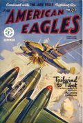 Lone Eagle (1941-1954 Atlas Publishing) Pulp UK Edition Vol. 3 #1
