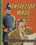 Inspector Wade of Scotland Yard (1940 Saalfield BLB) 1186