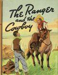 Ranger and the Cowboy (1939 Saalfield BLB) 1163