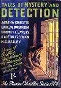 Master Thriller Series (1933-1939 World's Work) Pulp 4