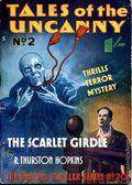 Master Thriller Series (1933-1939 World's Work) Pulp 20