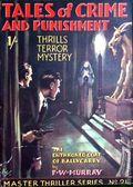 Master Thriller Series (1933-1939 World's Work) Pulp 21