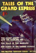 Master Thriller Series (1933-1939 World's Work) Pulp 22