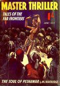 Master Thriller Series (1933-1939 World's Work) Pulp 26