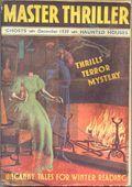 Master Thriller Series (1933-1939 World's Work) Pulp 32