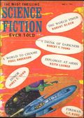 Thrilling Science Fiction (1966-1975 Ultimate Publishing) Pulp 1