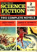 Thrilling Science Fiction (1966-1975 Ultimate Publishing) Pulp 12