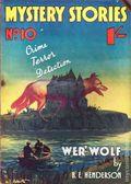 Mystery Stories (1936-1942 World's Work) 10