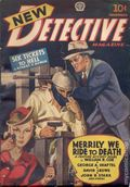 New Detective Magazine (1941-1952 Popular Publications) Canadian Edition Vol. 1 #1