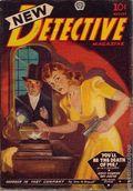 New Detective Magazine (1941-1952 Popular Publications) Canadian Edition Vol. 2 #1