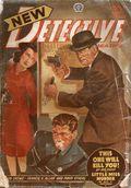 New Detective Magazine (1941-1952 Popular Publications) Canadian Edition Vol. 2 #2