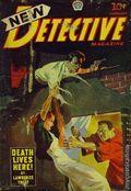New Detective Magazine (1941-1952 Popular Publications) Canadian Edition Vol. 2 #10