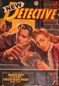 New Detective Magazine (1941-1952 Popular Publications) Canadian Edition Vol. 2 #12