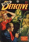 New Detective Magazine (1941-1952 Popular Publications) Canadian Edition Vol. 2 #13