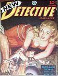 New Detective Magazine (1941-1952 Popular Publications) Canadian Edition Vol. 2 #14
