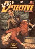 New Detective Magazine (1941-1952 Popular Publications) Canadian Edition Vol. 2 #15