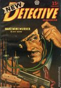 New Detective Magazine (1941-1952 Popular Publications) Canadian Edition Vol. 2 #16