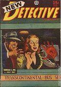 New Detective Magazine (1941-1952 Popular Publications) Canadian Edition Vol. 2 #17