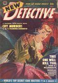 New Detective Magazine (1941-1952 Popular Publications) Canadian Edition Vol. 14 #4