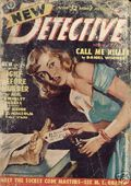 New Detective Magazine (1941-1952 Popular Publications) Canadian Edition Vol. 15 #2