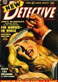 New Detective Magazine (1941-1952 Popular Publications) Canadian Edition Vol. 15 #3