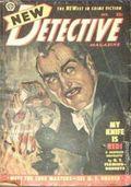 New Detective Magazine (1941-1952 Popular Publications) Canadian Edition Vol. 16 #4