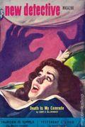 New Detective Magazine (1950-1953 Pembertons) UK Edition 3