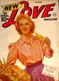 New Love Magazine (1942-1950 Popular Publications) Canadian Editon Oct 1943
