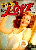 New Love Magazine (1942-1950 Popular Publications) Canadian Editon Aug 1944