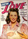 New Love Magazine (1942-1950 Popular Publications) Canadian Editon Aug 1945